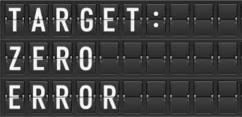 target-zero-error